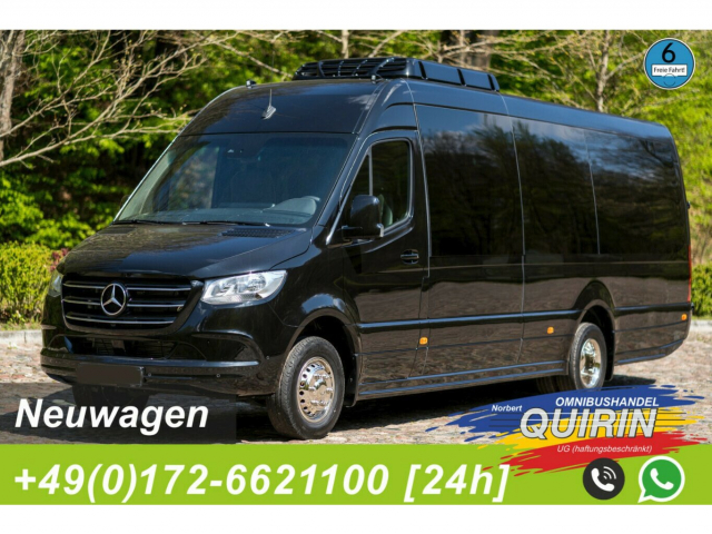 Foto Mercedes-Benz Sprinter 519 Exclusiv Line XL Bus-Preiskracher Leasing.