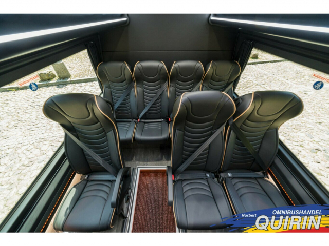 Foto № 2. Mercedes-Benz Sprinter 519 Exclusiv Line XL Bus-Preiskracher Leasing.