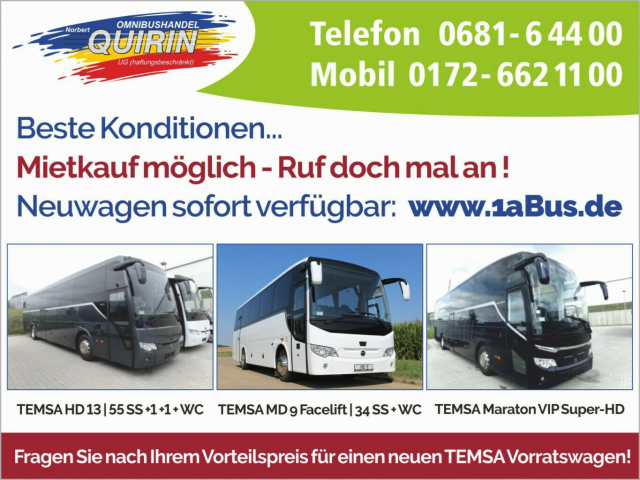 Foto № 6. Mercedes-Benz Sprinter 519 Exclusiv Line XL Bus-Preiskracher Leasing.