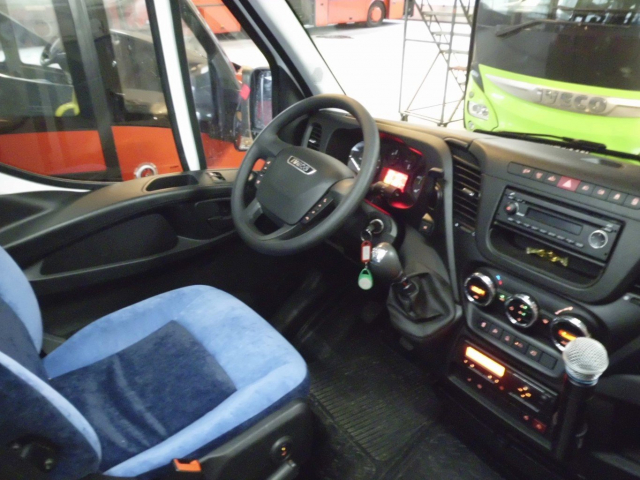 Foto № 2. Iveco Daily A65C17 Rosero First - wenig km