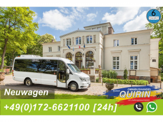 mercedes sprinter vip kleinbus neu omnibus reisebus bus. Black Bedroom Furniture Sets. Home Design Ideas